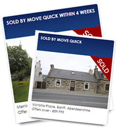 House sold in Aberdeenshire